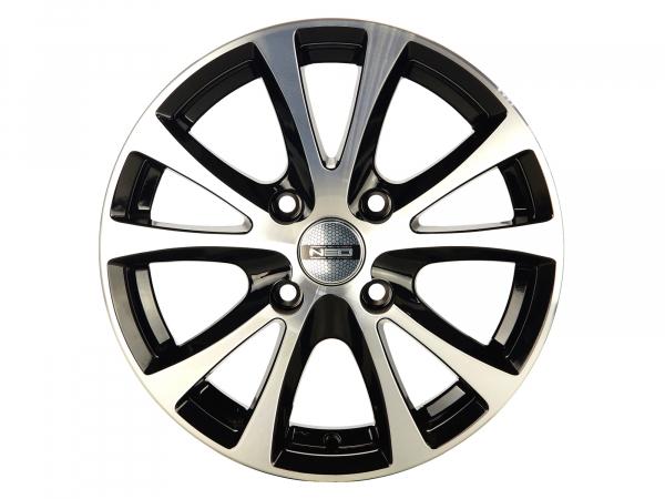 Диск автомобильный Tech-line модель 509 6.0х15 PCD 4x114,3 ch 67,1 ET 45BD
